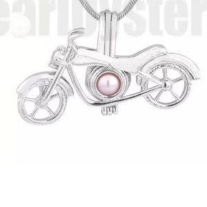 Motorcycle Wish Pearl Oyster Gift Set